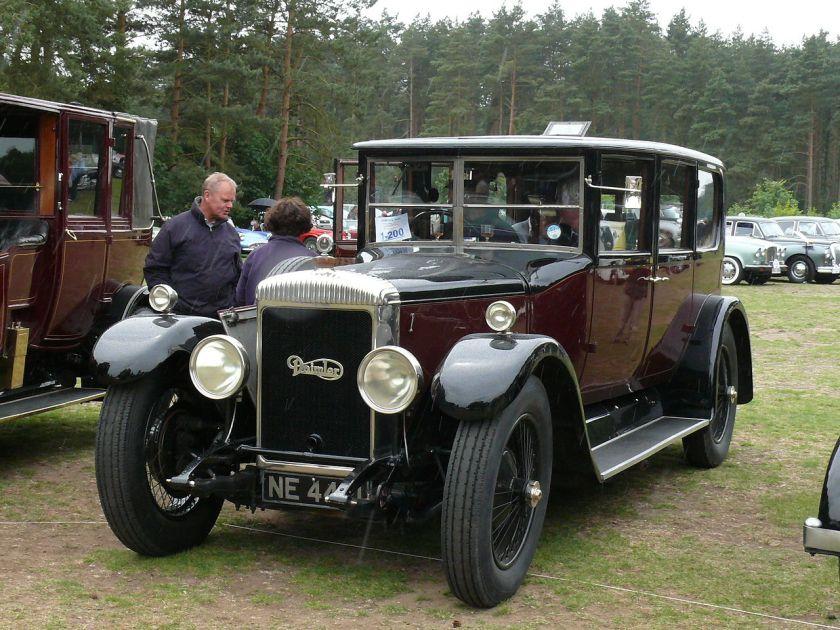 1925 Daimler 30hp 5918272390 7ca1a46f82 o