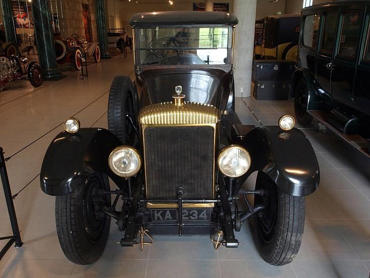 1925 Daimler 45-HP