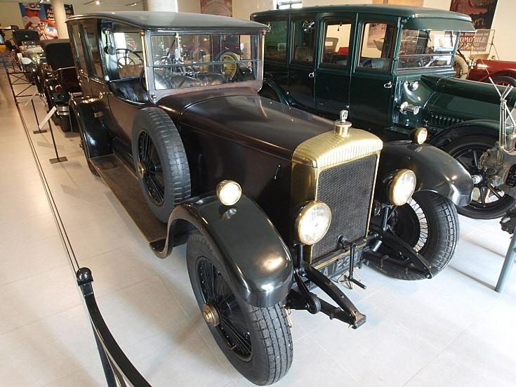 1925 Daimler 45