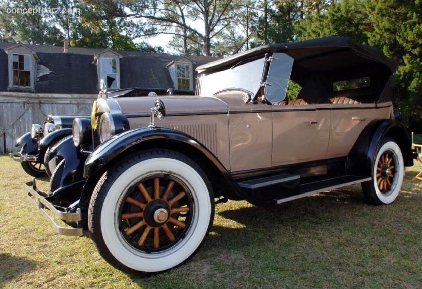 1925 Hupmobile Model E-1 (E-8)