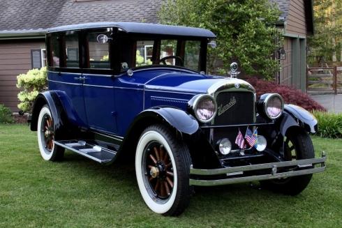 1925 Hupmobile Model E
