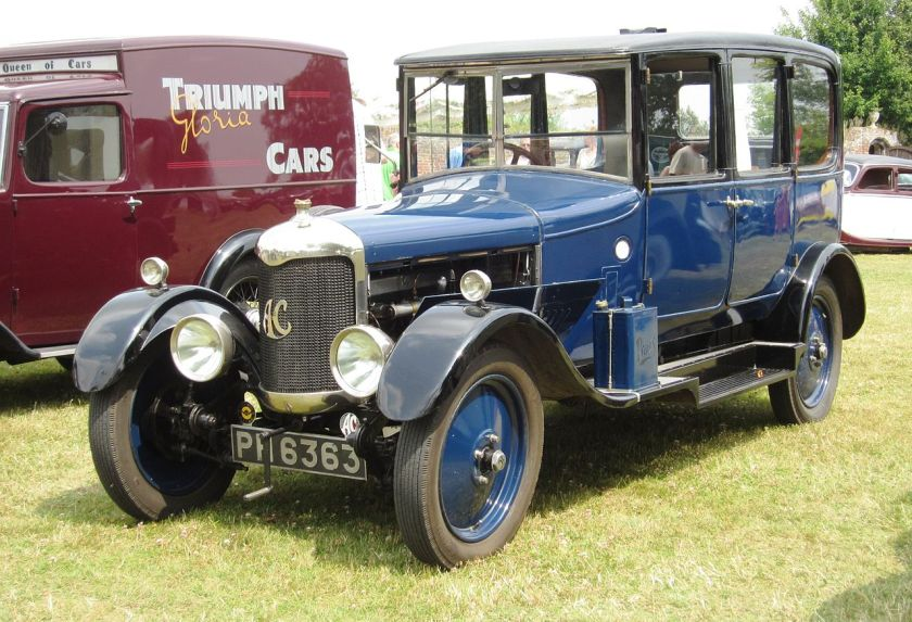 1927 AC 16 Royal saloon mfd 1991cc