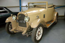 1927 Willys Overland Crossley a