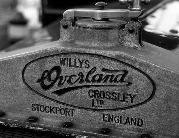 1927 Willys Overland Crossley