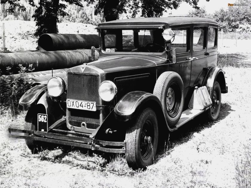1928-33 Adler Standard 8 4-door Limousine