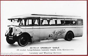 1928 Crossley-Eagle-Motor-Coach-1928-Majestic-Coaches-Manchester