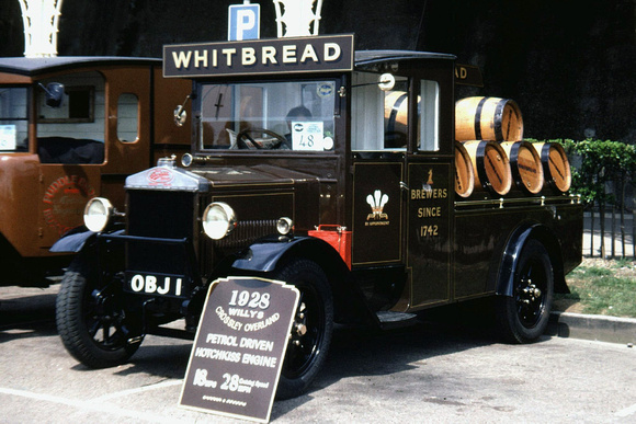 1928 Willys Overland Crossley OBJ1