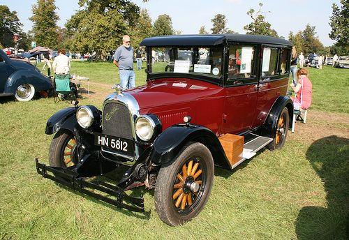 1928 Willys Overland Crossley Whippet