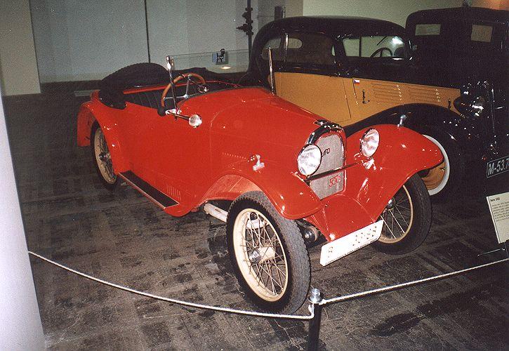 1929 Aero 500 - 10 HP, Československo (1929-1932) a2