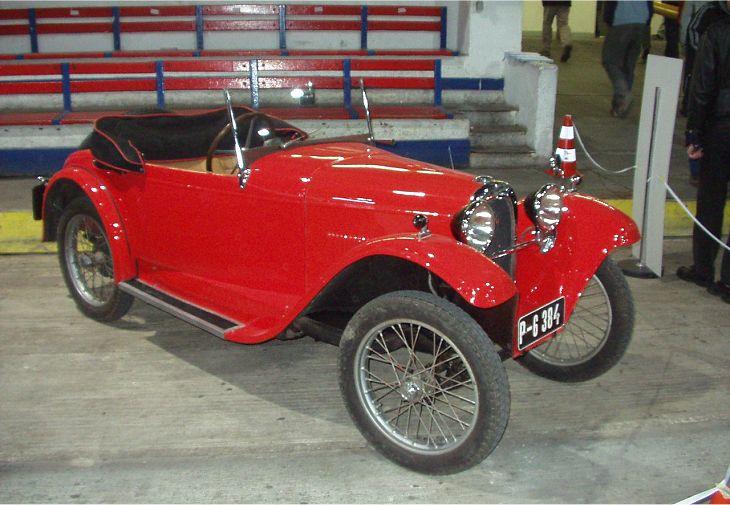 1929 Aero 500 - 10 HP, Československo (1929-1932) a4