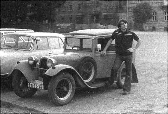 1929 Aero 500 Limousine, Československo 1929 (1929-1932)
