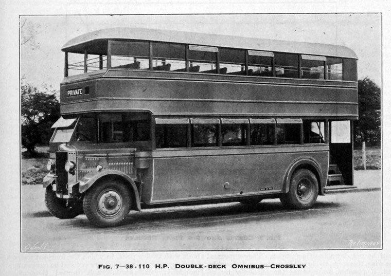 1929 Crossley doubledeck v148-p491b