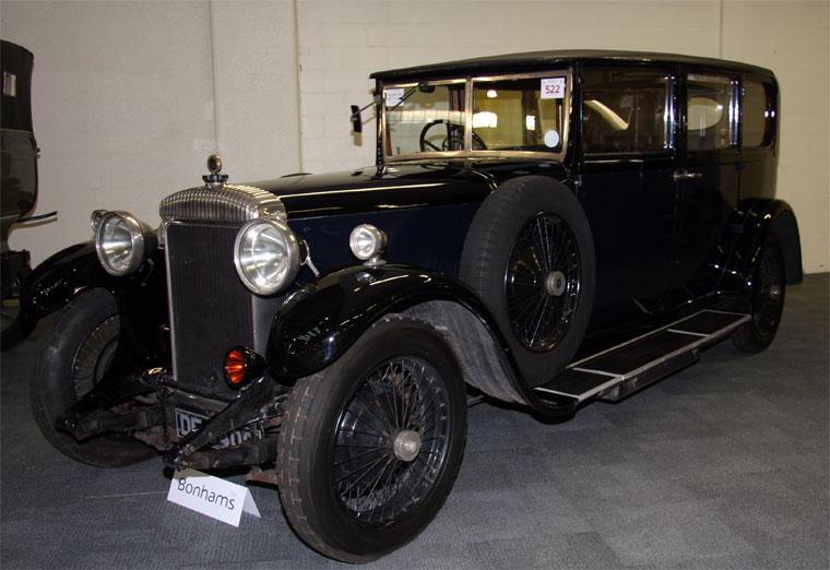 1930 AC Daimler