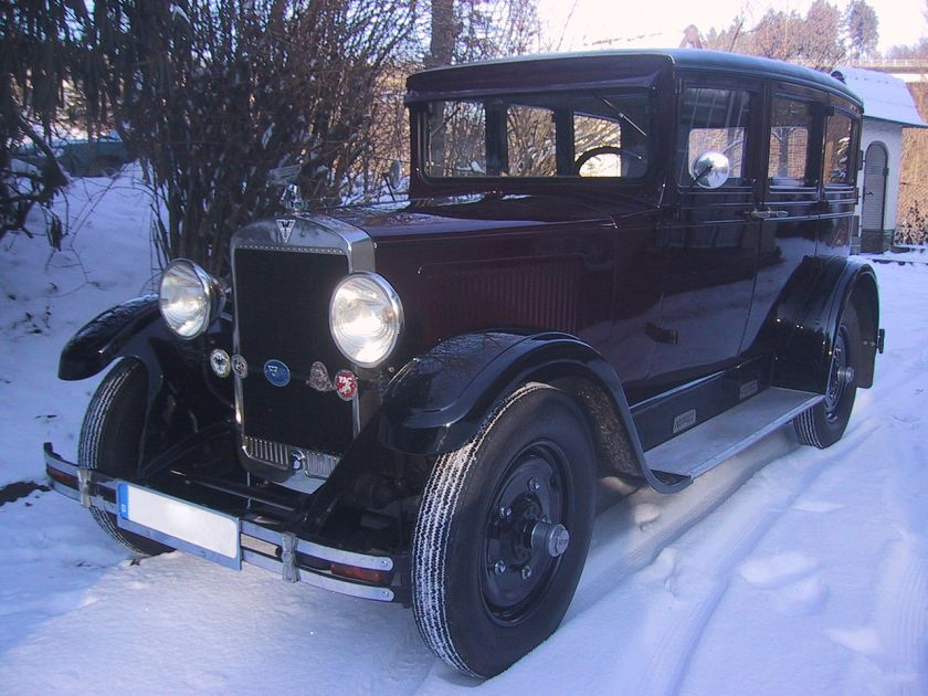 1930 Adler Favorit 8J