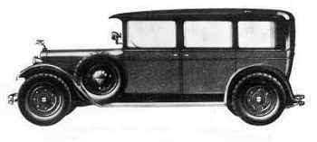 1930 Adler standard 6s pullmann 01