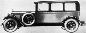 1930 Adler standard 8 pullmann 01