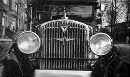 1930 Adler standard KUHLER