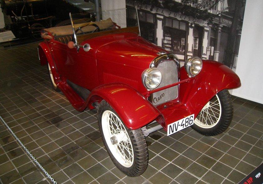 1930 Aero 500 - 10 HP, Československo (1929-2932) a
