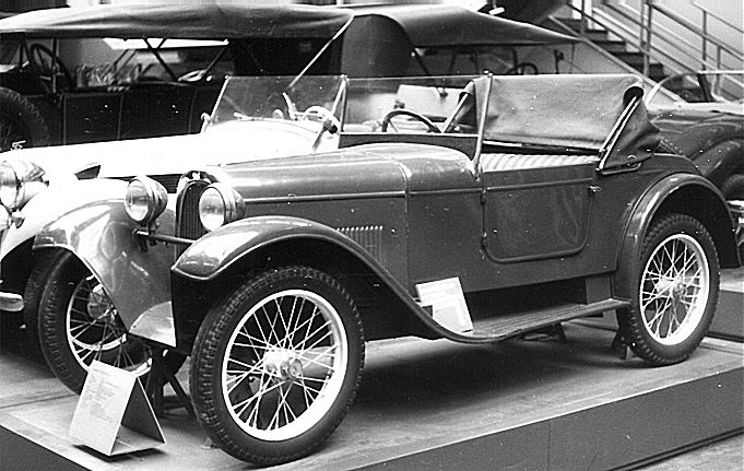 1930 Aero 500 - 10 HP, Československo (1929-2932) c