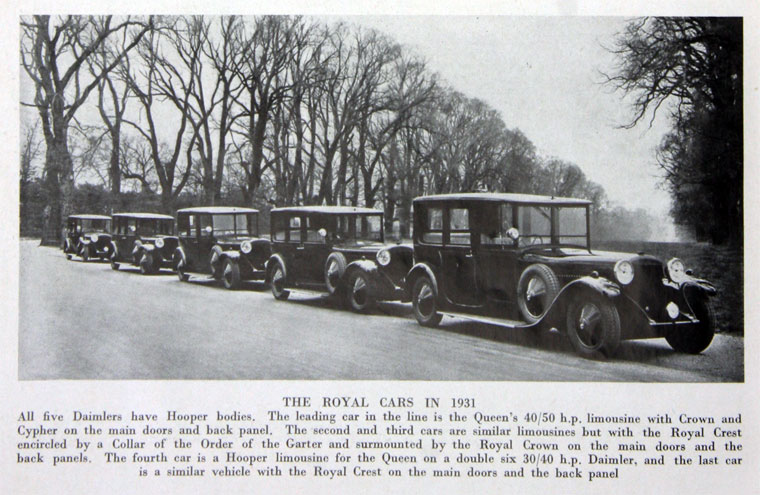 1930 Daimler