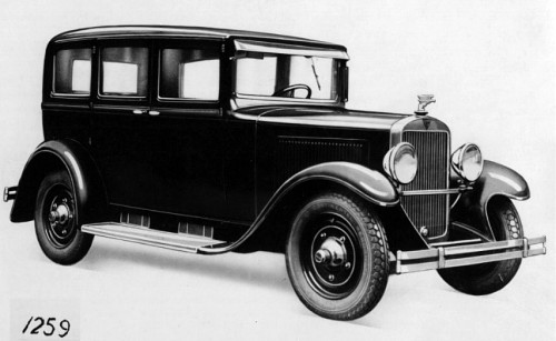 1931 Adler favorit AMBI4