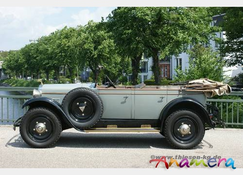 1931 Adler Favorit Tourer (2)