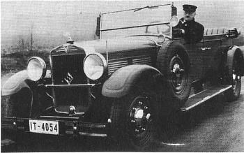 1931 Adler standard 8