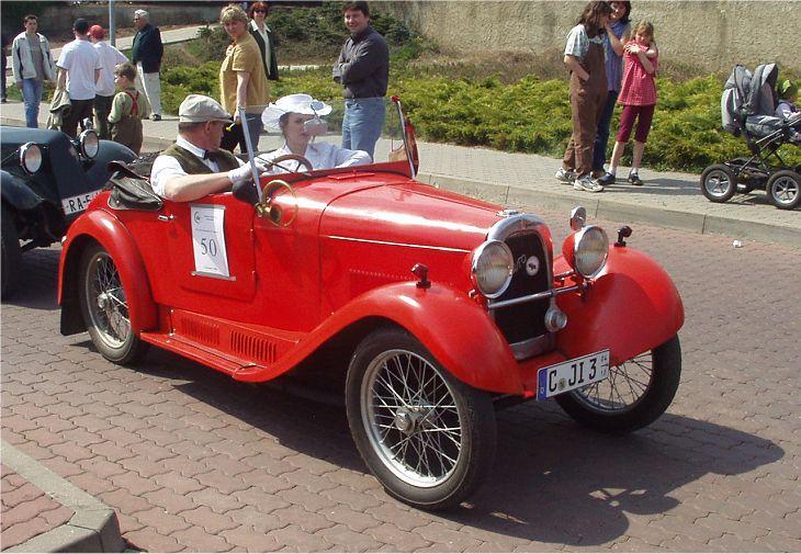 1931 Aero 500 - 10 HP, Československo (1929-1932) a