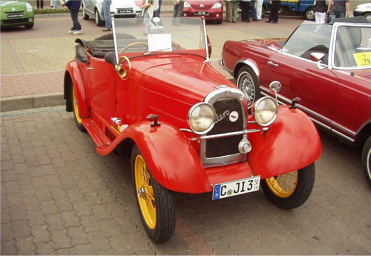 1931 Aero 500 - 10 HP, Československo (1929-1932) c