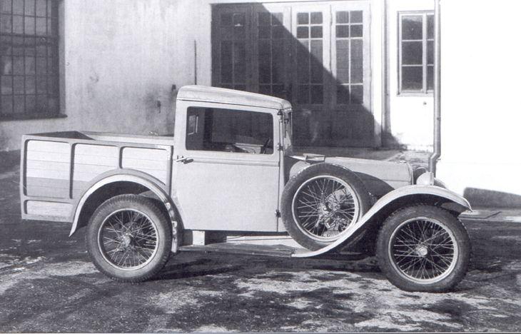 1931 Aero 500 Pick-up, Československo