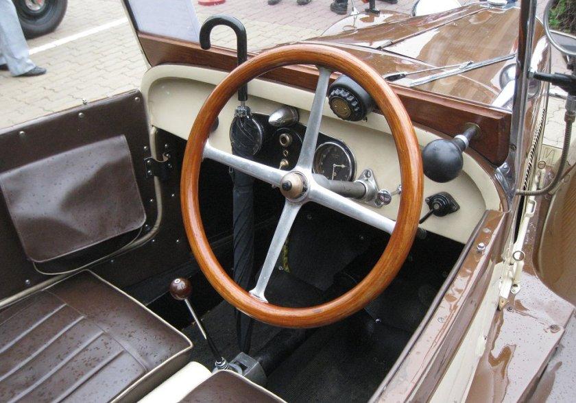 1931 Aero 662, Československo bw b