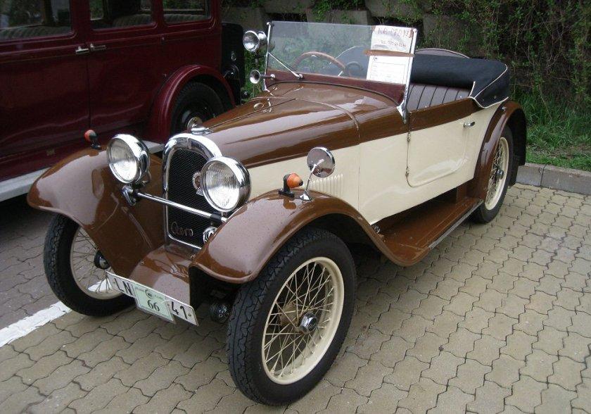 1931 Aero 662, Československo bw g