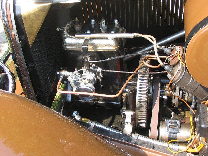 1931 Aero 662, Československo bw i