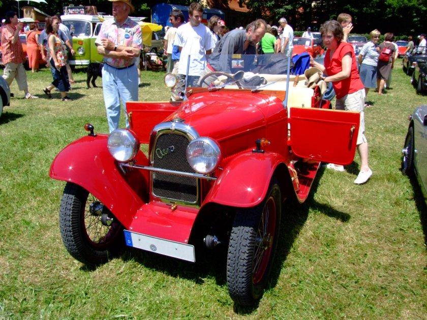 1931 Aero 662 Cabrio