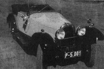 1931 Aero 662