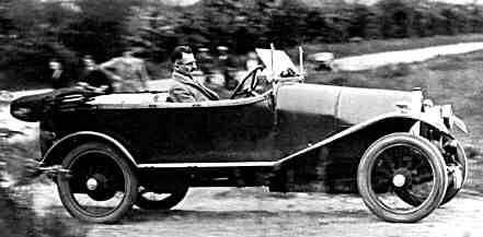 1931 Crossley Bugatti