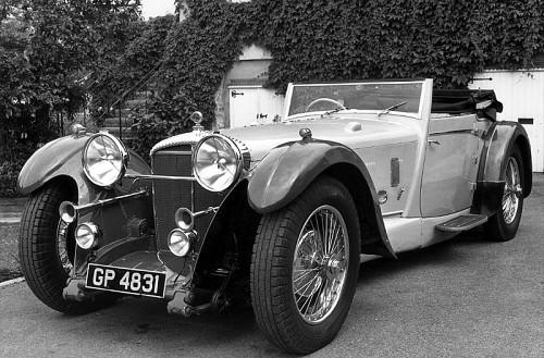 1931 Daimler double six corsica