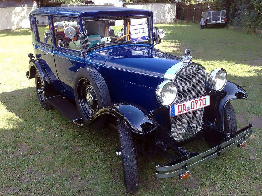1931 Opel 1.8B 2