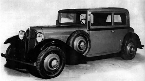 1932 Adler AMBI41