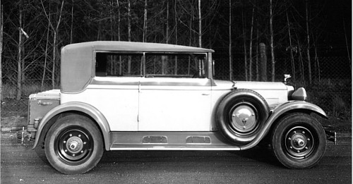 1932 Adler favorit