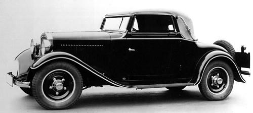 1932 Adler primus AUTHE 1