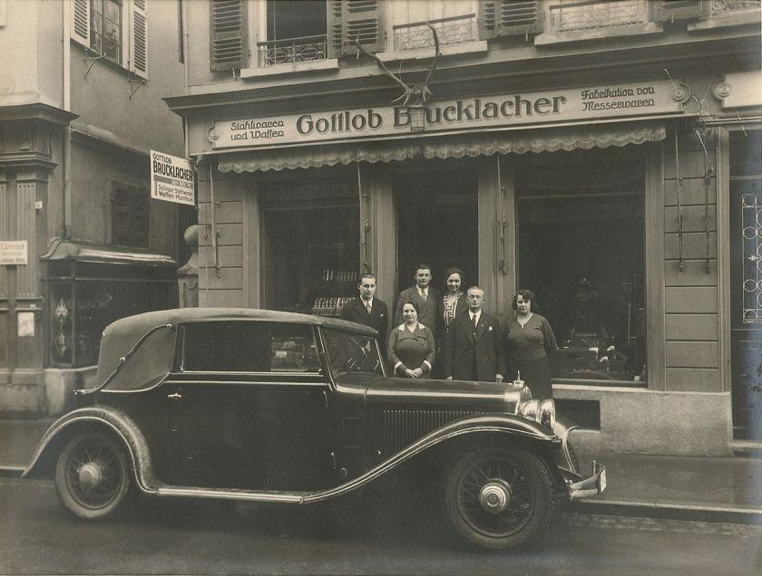 1932 Adler Primus Cabriolet