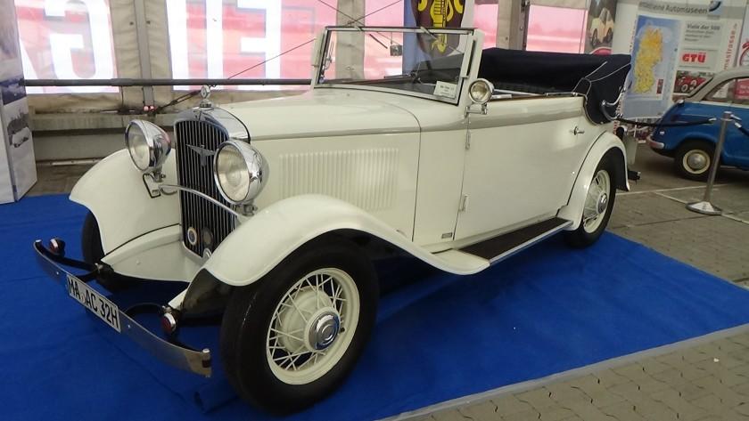 1932 Adler Primus