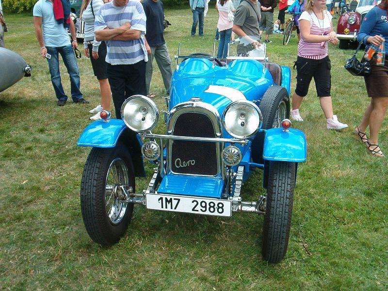 1932 Aero 1000 Speciál, Československo b