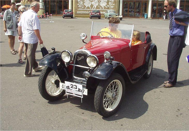 1932 Aero 500 - 10 HP, Československo (1929-1932)