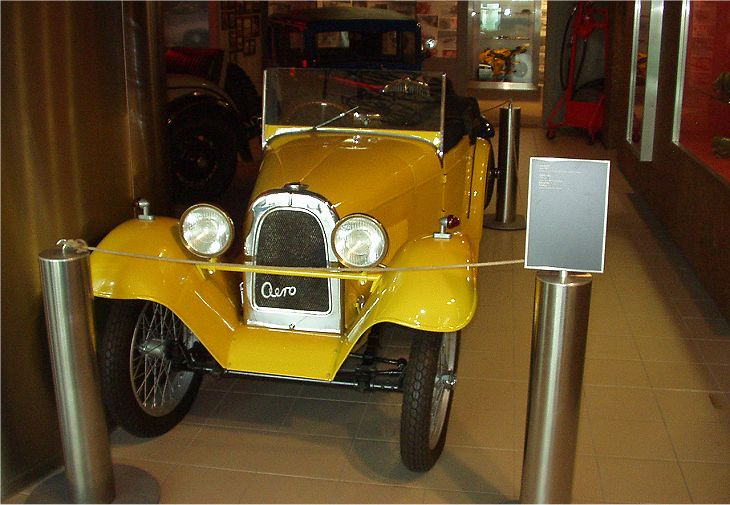 1932 Aero 500 - 10 HP, Československo 32 (1929-1932)