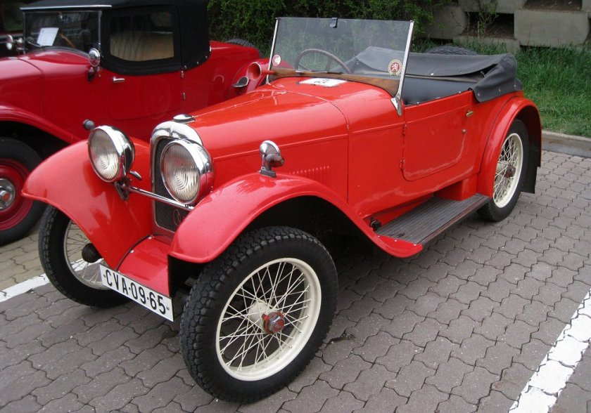 1932 Aero 662, Československo (1931-1934) 2