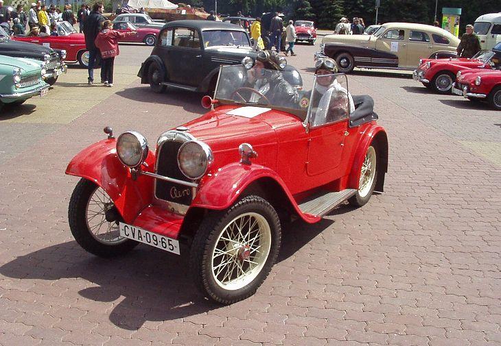 1932 Aero 662, Československo (1931-1934) 5