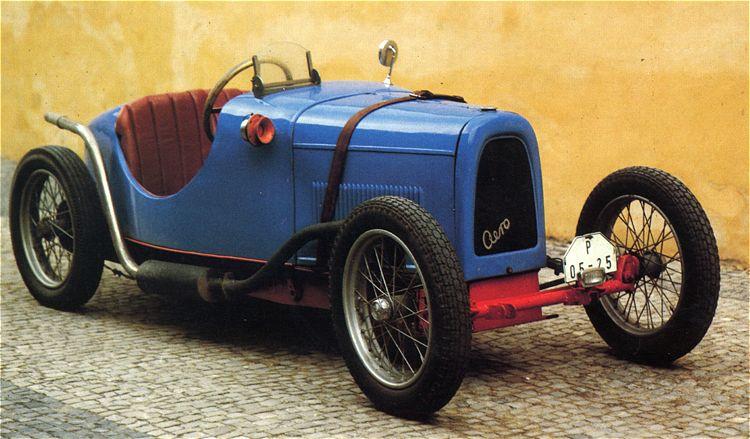 1932 Aero 662 S, Československo 1932