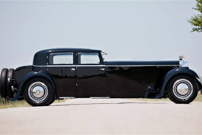 1932 Daimler 40-50 Double Six Sport Saloon